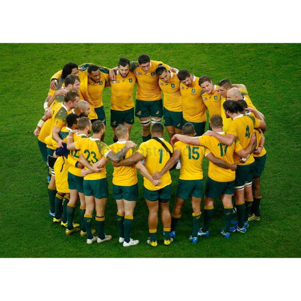 Australia Celebrate poster | World Cup Rugby | TotalPoster