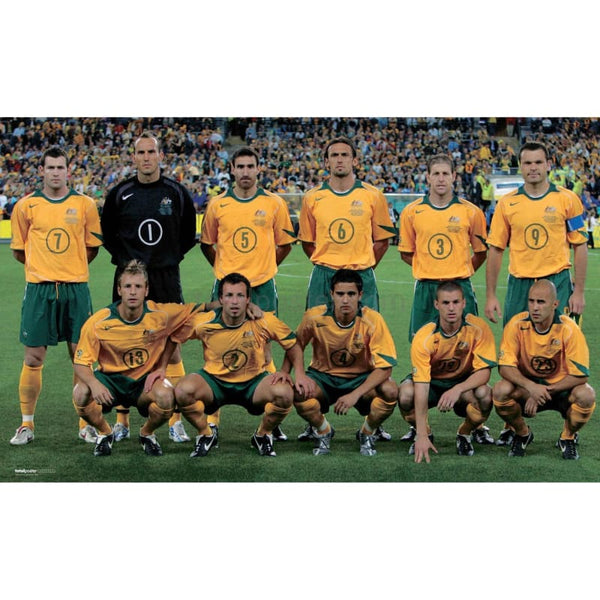Australia Team | Football Posters | Totalposter