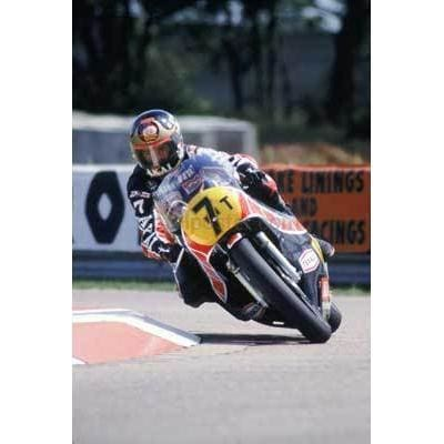 Barry Sheene | Motorcycle posters | TotalPoster