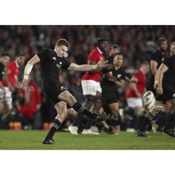 Beauden Barrett - Poster