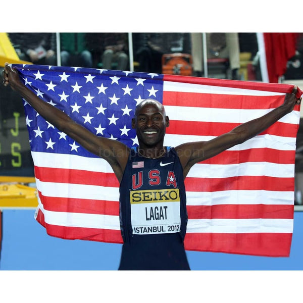 Bernard Lagat | Athletics Poster | TotalPoster