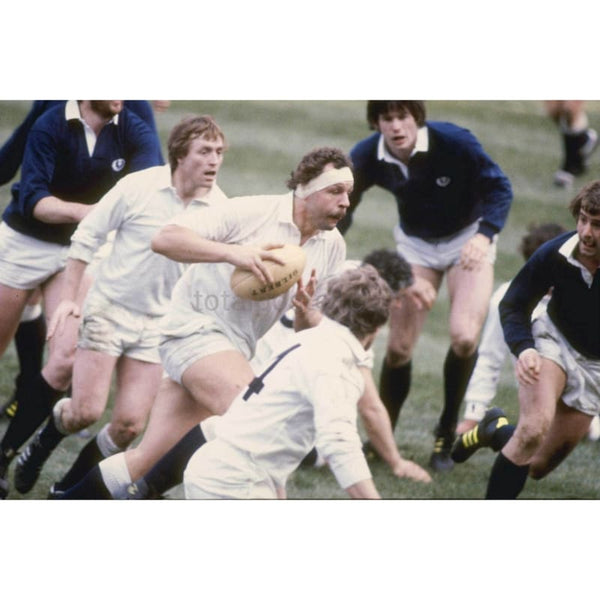 Bill Beaumont TotalPoster