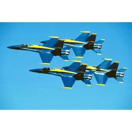 Blue Angels - Poster
