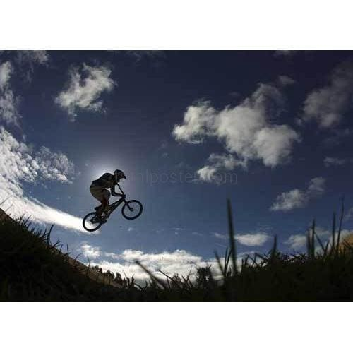 BMX Jumper poster | BMX National Cycling | Totalposter