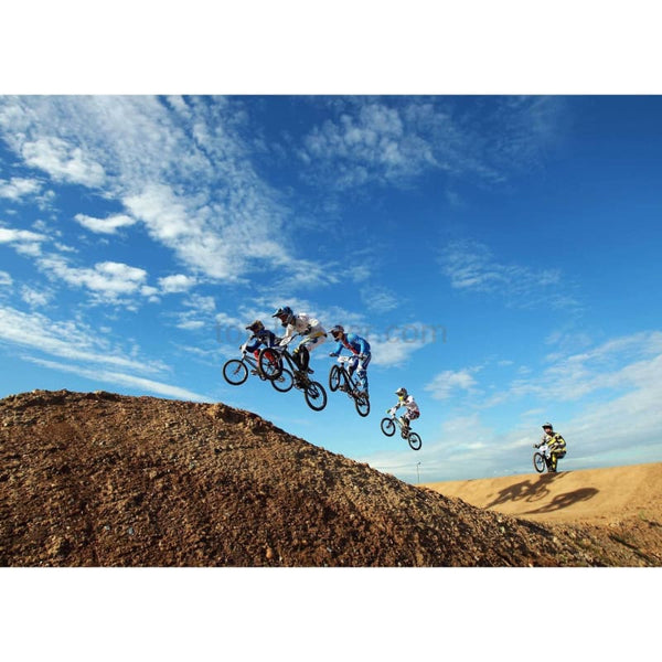 BMX Supercross TotalPoster
