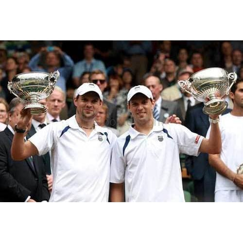 Bob and Mike Bryan TotalPoster