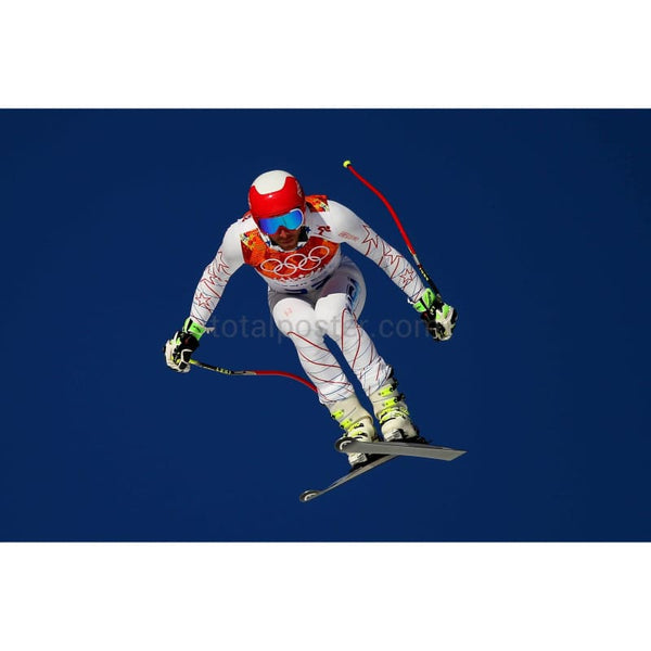 Bode Miller poster | Skiing Winter Sports | TotalPoster