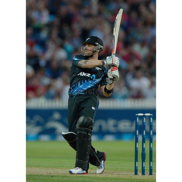 Brendon McCullum | Cricket Posters | TotalPoster