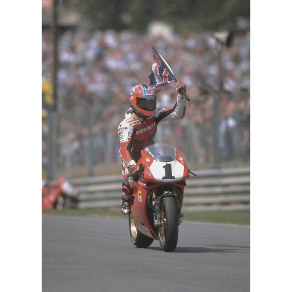 Carl Fogarty  | Motorcycle posters | TotalPoster
