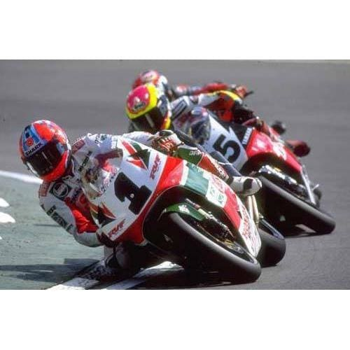 Carl Fogarty - Poster