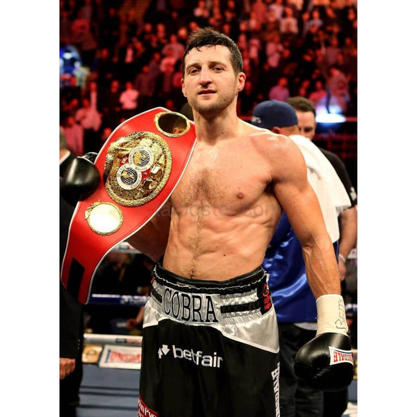 Carl Froch - Poster