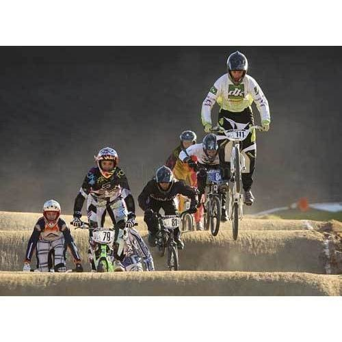 Cherie Simpson poster | BMX Cycling | Totalposter