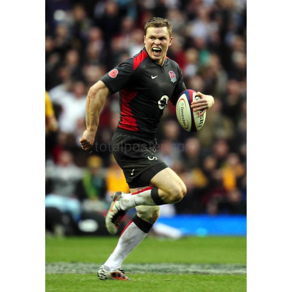 Chris Ashton TotalPoster