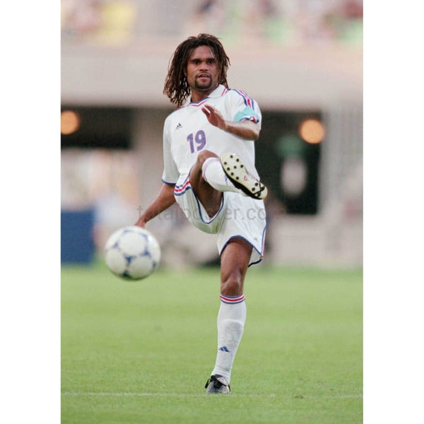 Christian Karembeu | Football Posters | TotalPoster