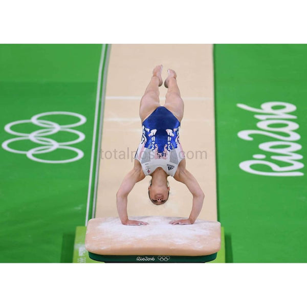 Claudia Fragapane TotalPoster