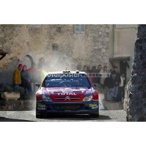 Colin McRae | World Rally posters | TotalPoster