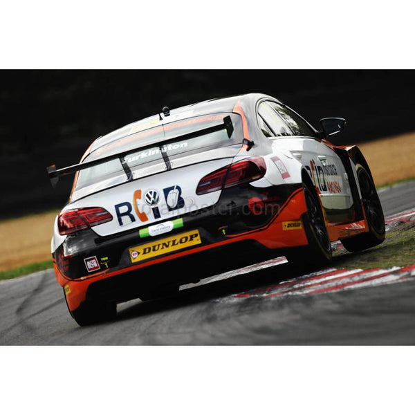Colin Turkington | Touring Cars posters | TotalPoster
