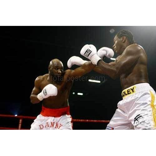 Danny Williams And Audley Harrison - Poster