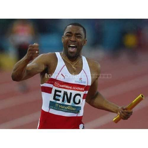 Darren Campbell | Athletics Posters | TotalPoster