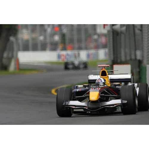 David Coulthard / Red Bull during practice for the Australian Grand Prix at Albert Park Melbourne | TotalPoster