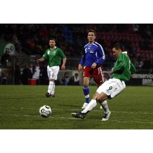 David Healy | Football Posters | TotalPoster