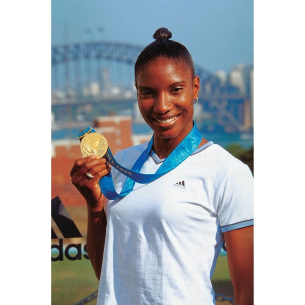 Denise Lewis Total Poster