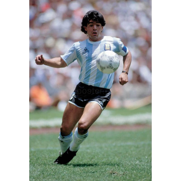 Diego Maradona | World Cup Football posters | TotalPoster