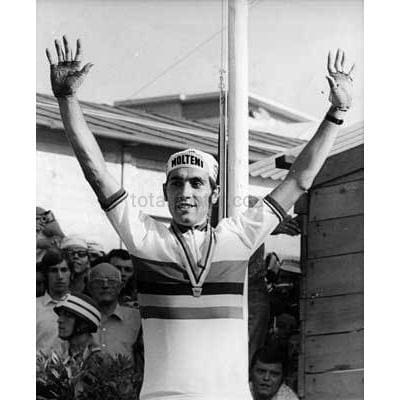 Eddy Merckx wins | World Championship Swizerland