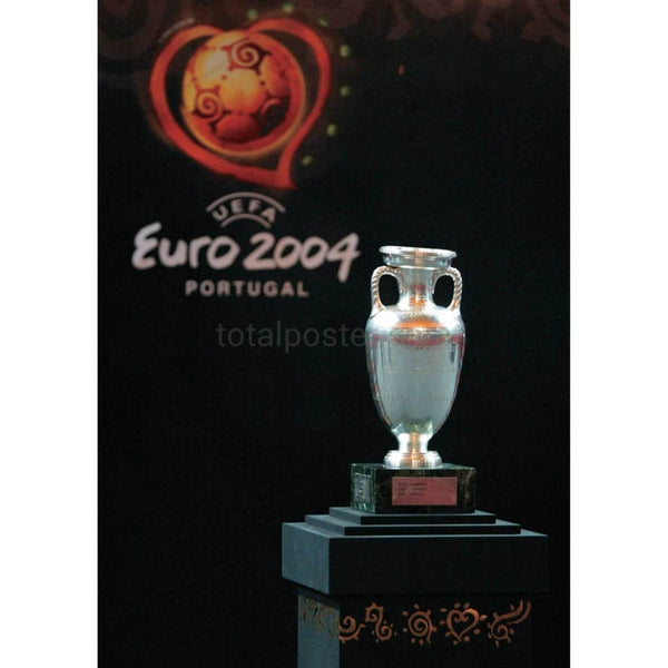 Euro 2004 Trophy | Football Poster | TotalPoster