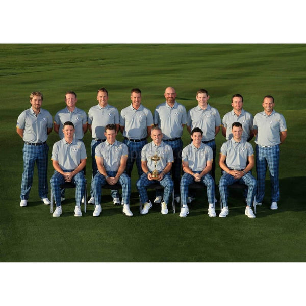 Europe Ryder Cup Team | Golf Posters | TotalPoster