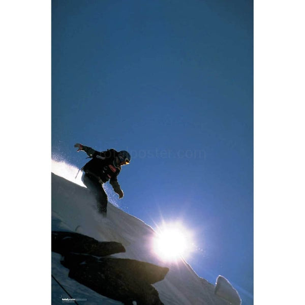 Extreme Snowboarder | Snowboard Posters | TotalPoster