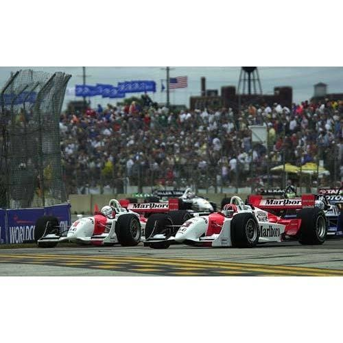 Ferran & Castroneves | Sportscars  posters | TotalPoster