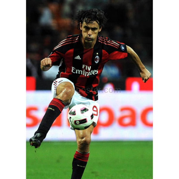 Filippo Inzaghi | Football Poster | TotalPoster