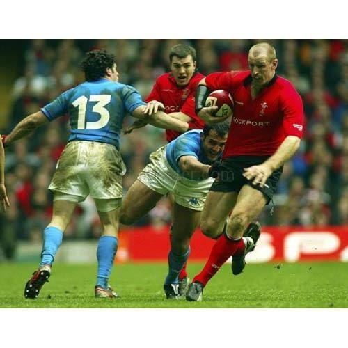 Gareth Thomas | Wales Six Nations rugby posters TotalPoster