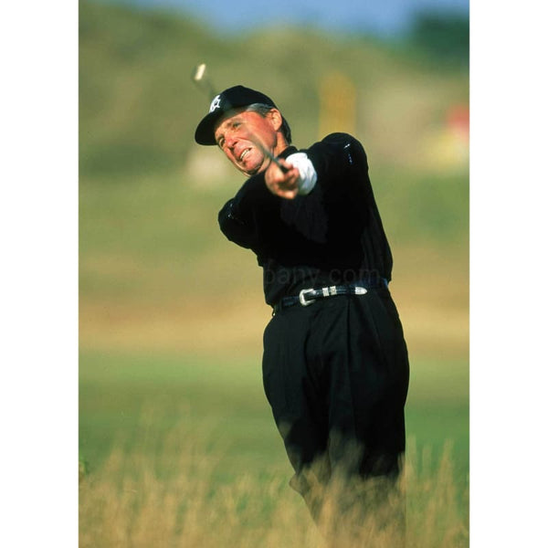 Gary Player Total Poster