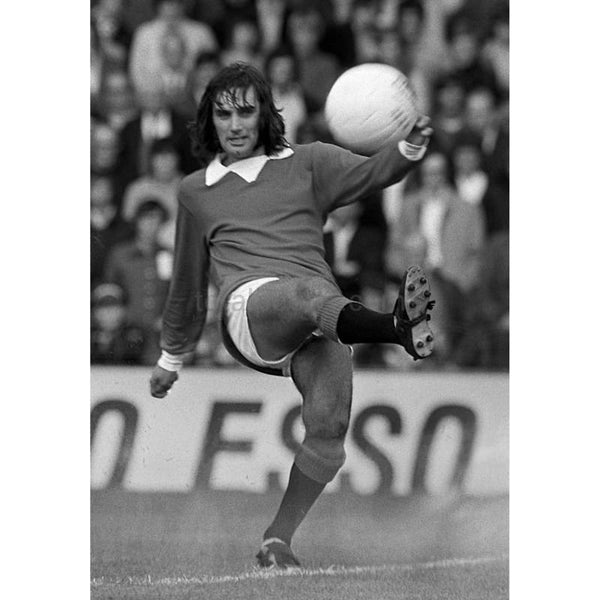 George Best Total Poster