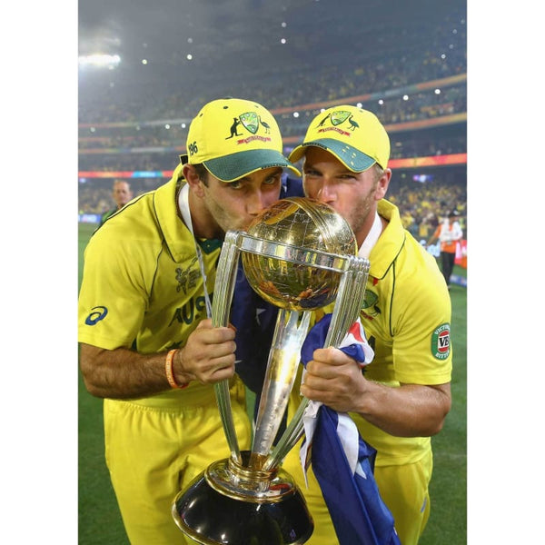 Glenn Maxwell & Aaron Finch | Cricket Posters | TotalPoster