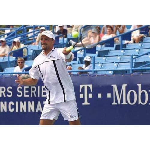 Goran Ivanisevic Total Poster