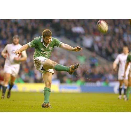 Gordon D'Arcy | Ireland Six Nations rugby posters TotalPoster