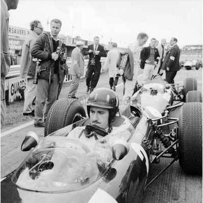Graham Hill TotalPoster