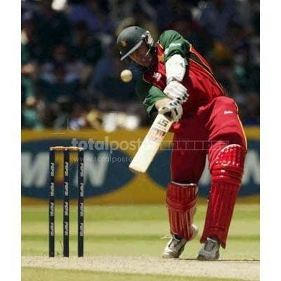 Heath Streak poster | Cricket World Cup | TotalPoster