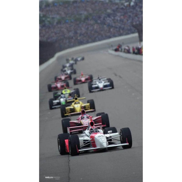 Helio Castroneves | Indy 500 posters  | TotalPoster