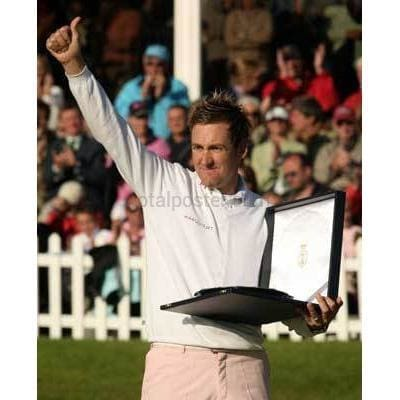 Ian Poulter - Poster