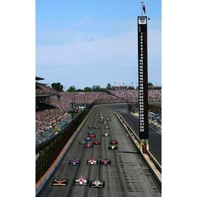 Indy 500 Start | Indy 500 posters  | TotalPoster