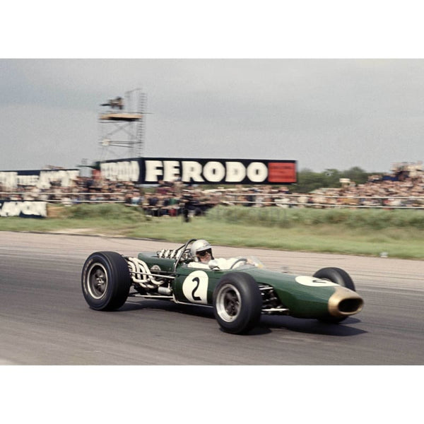 Jack Brabham | Historic F1 posters  | TotalPoster