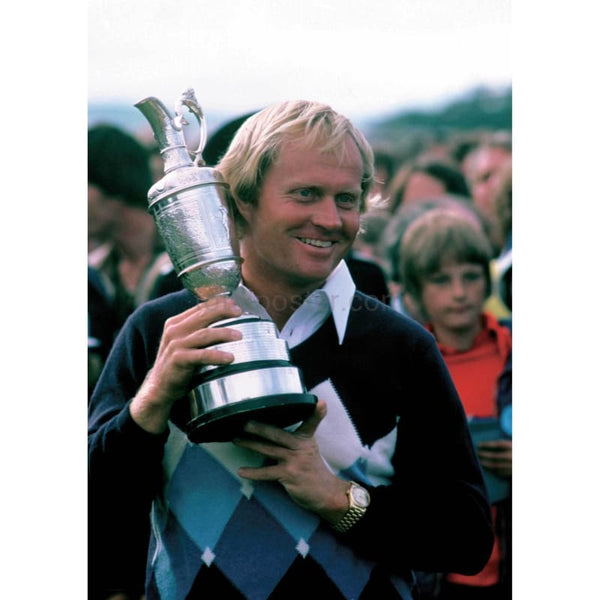 Jack Nicklaus | Golf Posters | TotalPoster