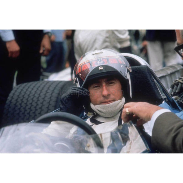 Jackie Stewart | Historic F1 posters  | TotalPoster
