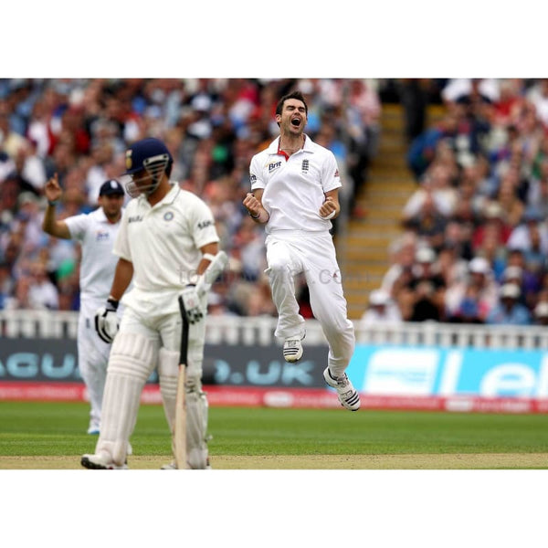 James Anderson | Cricket Posters | TotalPoster