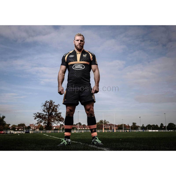 James Haskell TotalPoster