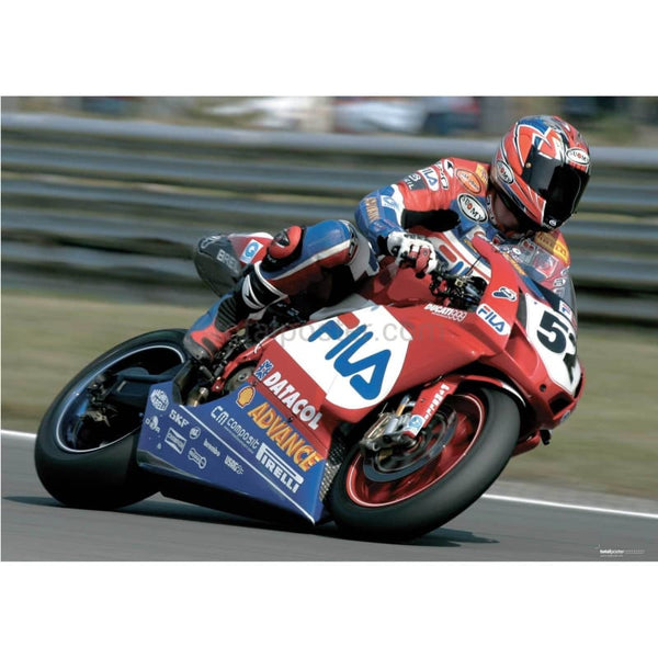 James Toseland | Superbikes posters | TotalPoster